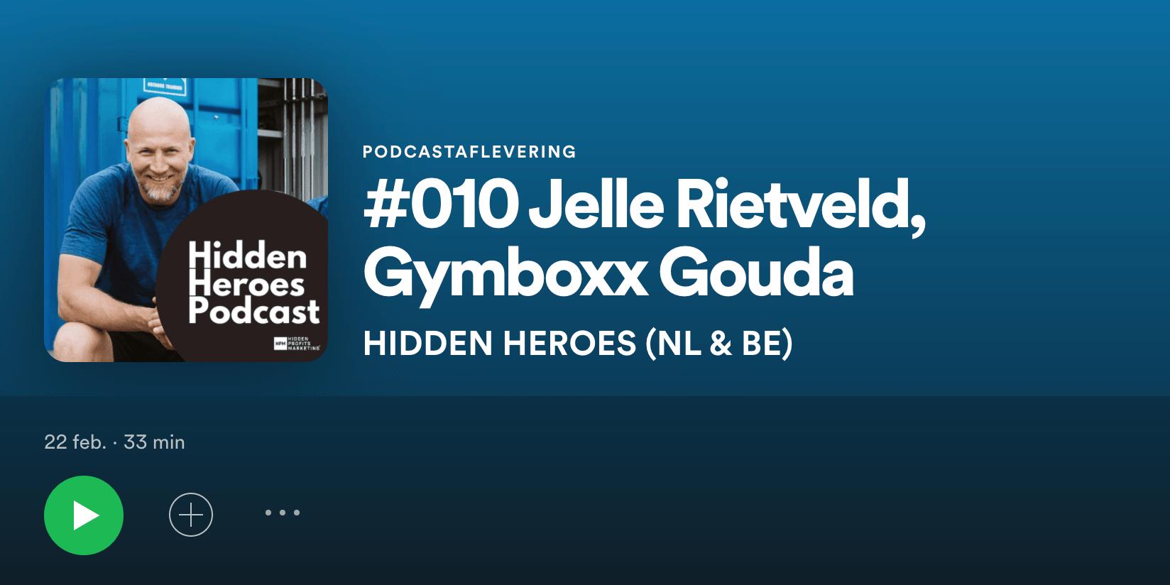 Podcast Jelle Rietveld hidden heroes 010