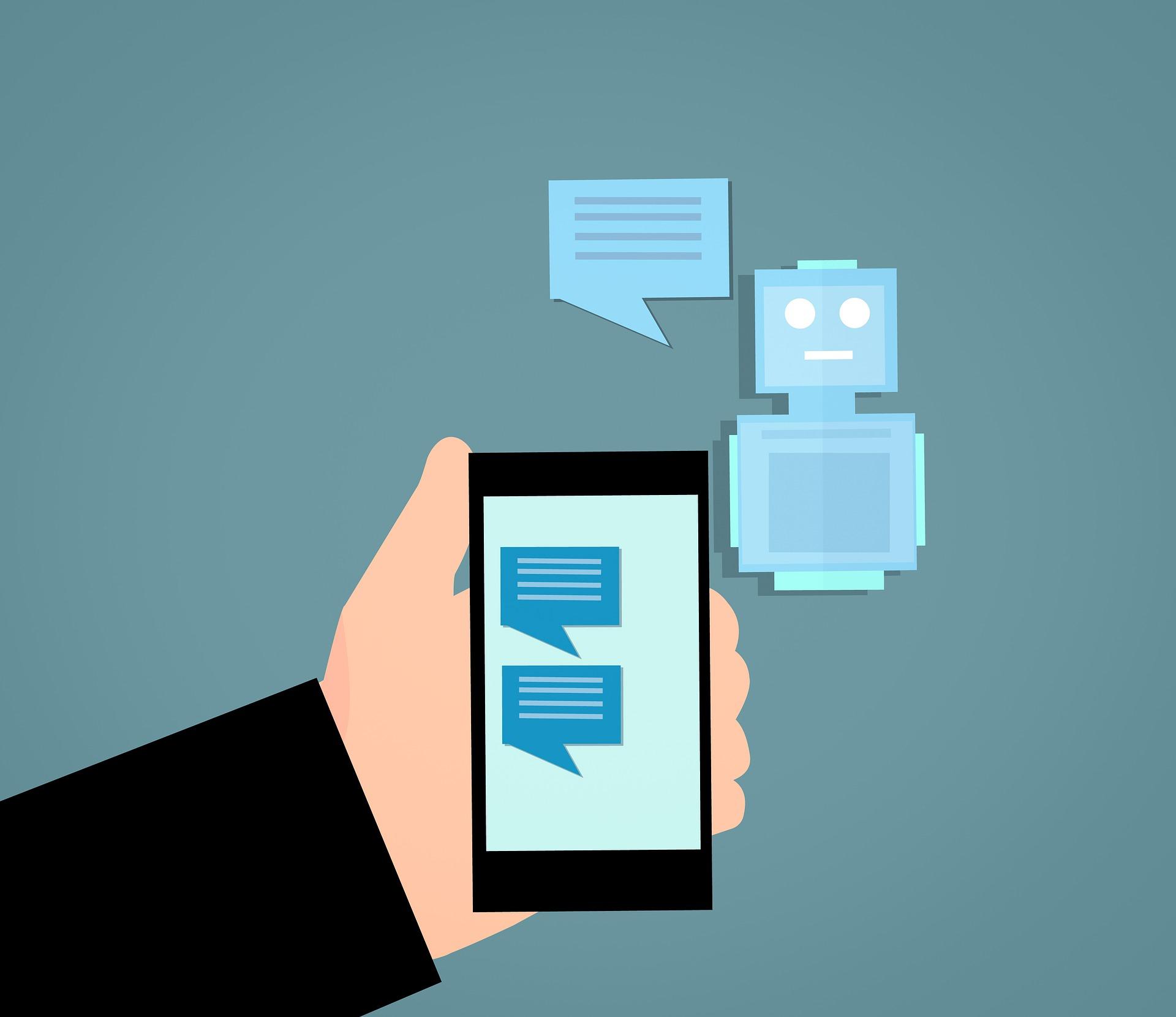Chatbot gebruiken op website