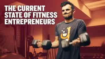 Gary Vaynerchuk over fitness