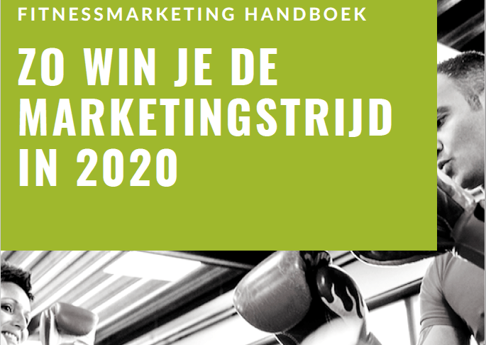 Download nu het gratis Handboek Fitnessmarketing 2020