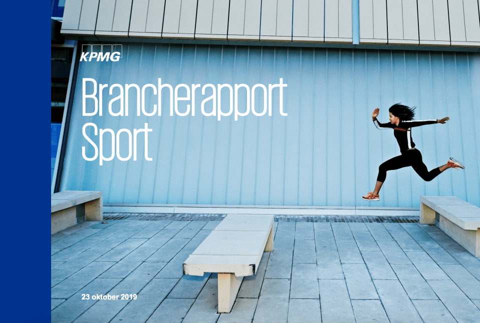 Download hier: KPMG brancherapport sport 2019