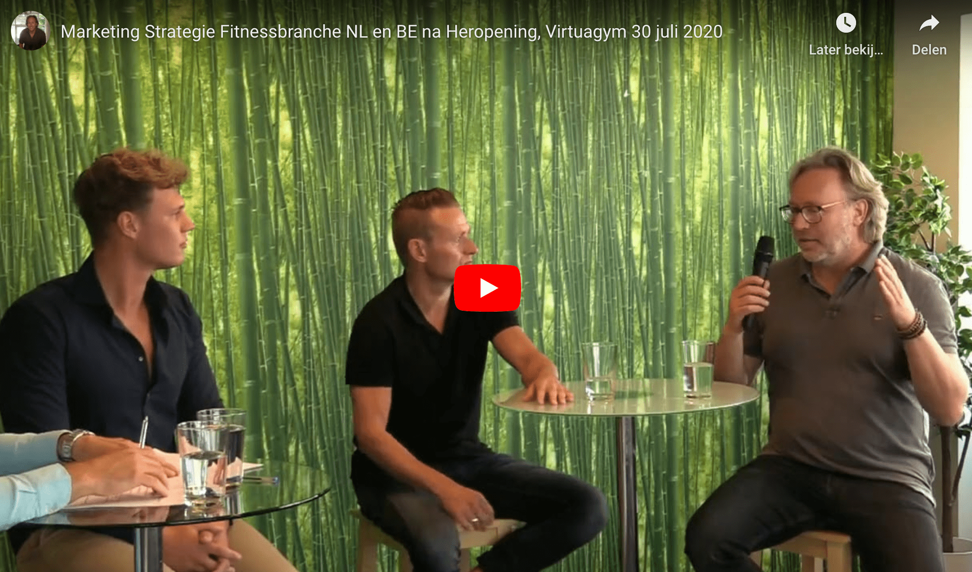 Replay video: 1e Virtuagym Lunch en Learn Webinar over Marketing in de fitnessbranche 2020
