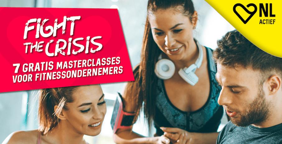 Hidden Profits verzorgt onderdeel marketing in 7-delige cursus 'Fight the Crisis' van NL Actief en Start2Move