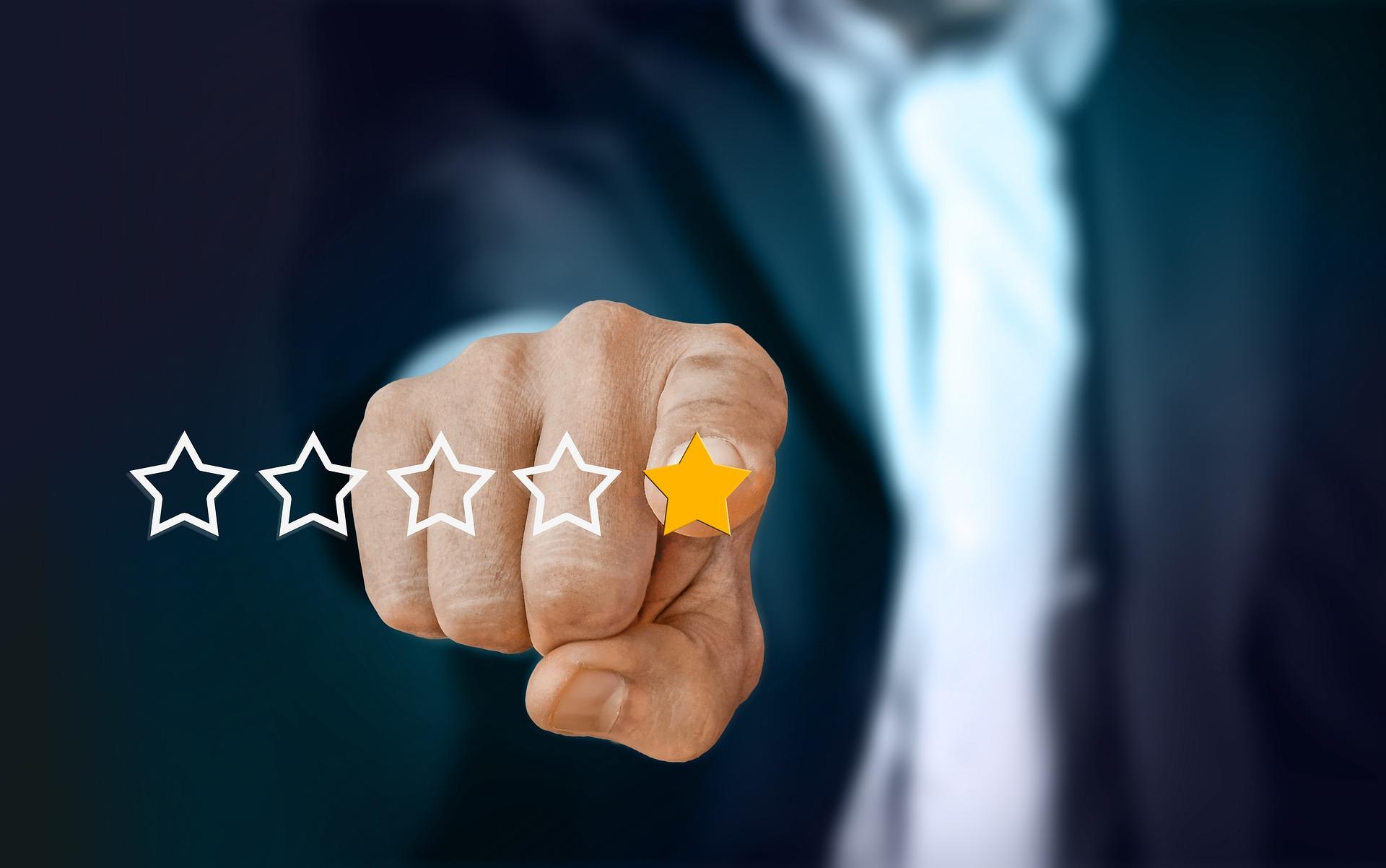 Referenzen und Kundenbewertungen: Schlaue Technik für mehr Leads
